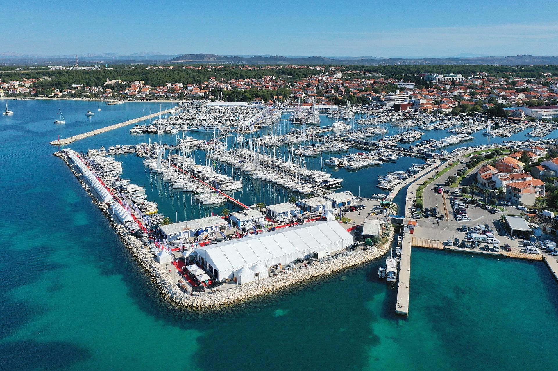 Croatia's Largest Boat Show and Central Europe's In-water Show